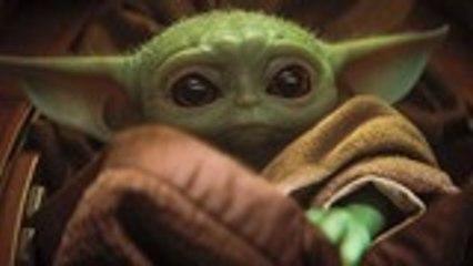 Baby Yoda Animatronic Toy From 'The Mandalorian' Hitting Store Shelves | THR News