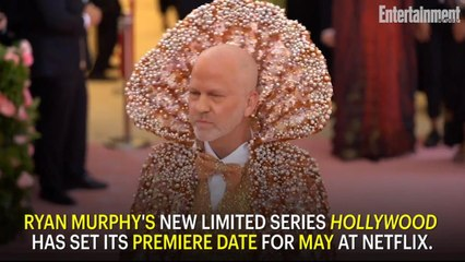 Ryan Murphy's Hollywood Sets May Premiere Date at Netflix