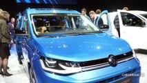 Présentation vidéo - Volkswagen Caddy 5 : l'utilitaire à l'agréable