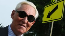 Stone Gets Over Three Years In Prison, Trump To 'Let The Process Play Out'