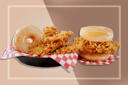 KFC Takes Chicken and Doughnuts Nationwide