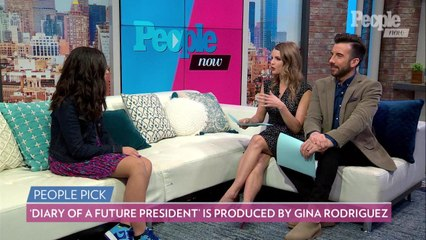 Tess Romero Says Gina Rodriguez Knows How to Connect with Her on a 'Kid-Level'