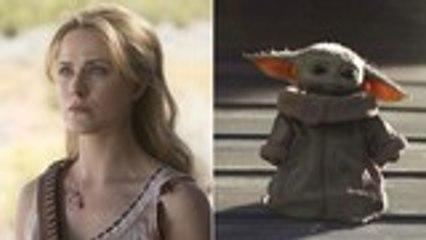'Westworld' Season 3 Trailer Drops, Baby Yoda Animatronic Toy Hitting Shelves & More | THR News