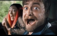 GUNS AKIMBO Film Clip starring Daniel Radcliffe and Samara Weaving