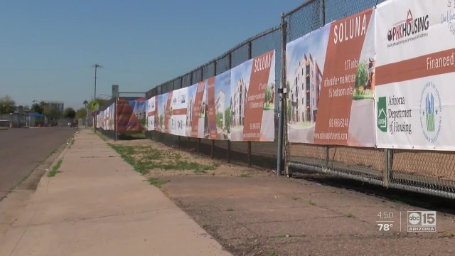 New Phoenix housing focuses on heat resiliency