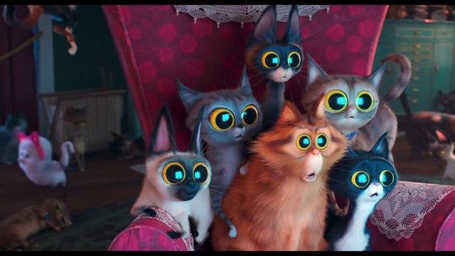 The Secret Life of Pets 2 Film Clip - Queen Gidget