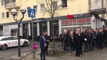 Manifestaciones de dolor en Alemania un día después de dos ataques racistas