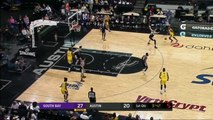 Devontae Cacok (19 points) Highlights vs. Austin Spurs