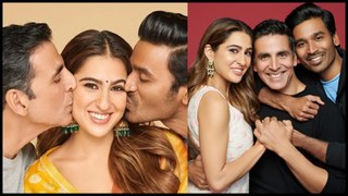 Sara Ali Khan To ROMANCE Akshay Kumar And Dhanush, DOUBLE Role In Atrangi Re Movie