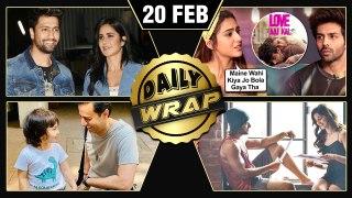 Sara On Love Aaj Kal Failure, Katrina Vicky BONDING, Ananya Romances Vijay Deverakonda | Top 10 News