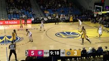 Mfiondu Kabengele (17 points) Highlights vs. Santa Cruz Warriors