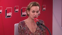 """Sandrine Bonnaire sur le courage, thème du Printemps des poètes : """"Le courage, c'est oser vivre"""""""