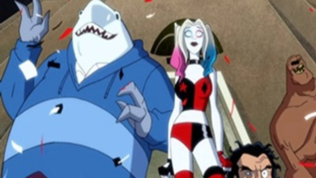 'Harley Quinn' Season 1 Episode 13 - Finale Episode (s01 e13) DC UNIVERSE