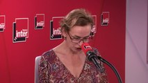 Sandrine Bonnaire marraine de l'édition 2020 du Printemps des poètes lit un texte de Marion Collé, 'On peut être en retrait'