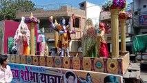 इंदौर: शहर में निकली भोले भंडारी की बारात, भक्त बने बाराती