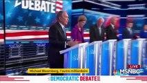 États-Unis : Michael Bloomberg, le milliardaire attaqué par les autres Démocrates