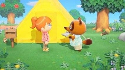 La Nintendo Switch spéciale Animal Crossing débarque en édition limitée !