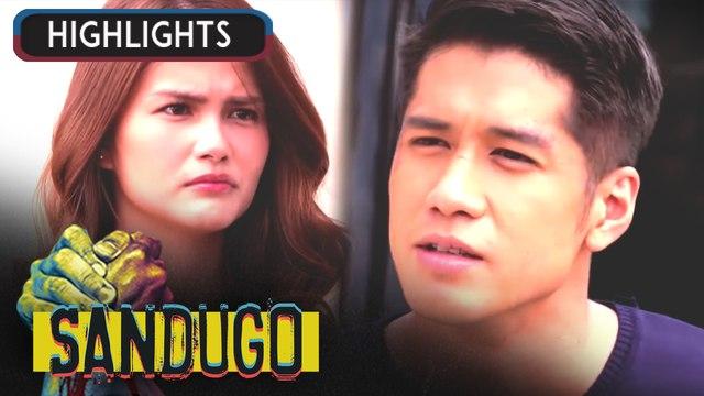 Leo, siniraan si JC kay Grace | Sandugo