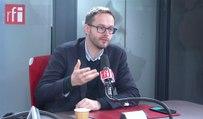 David Belliard (EELV): « Nous voulons écrire une nouvelle histoire pour Paris »