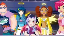ANGEL'S FRIENDS season 2 episode 41   cartoon for kids   fairy tale   angels and demons