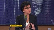 Vidéoprotection à Paris   Je voudrais qu'il y ait au moins une caméra pour 500, pour ne pas dire une pour 300 habitants (Rachida Dati, LR)