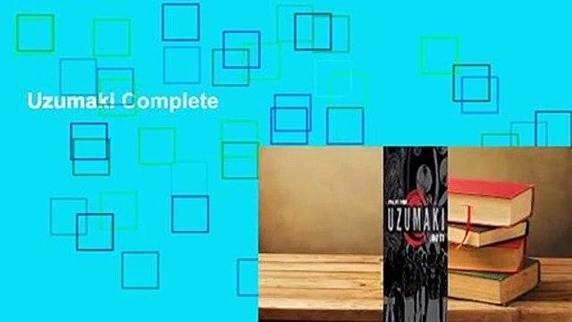 Uzumaki Complete