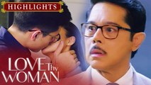 Adam, nahuling magkahalikan sina Jia at David | Love Thy Woman