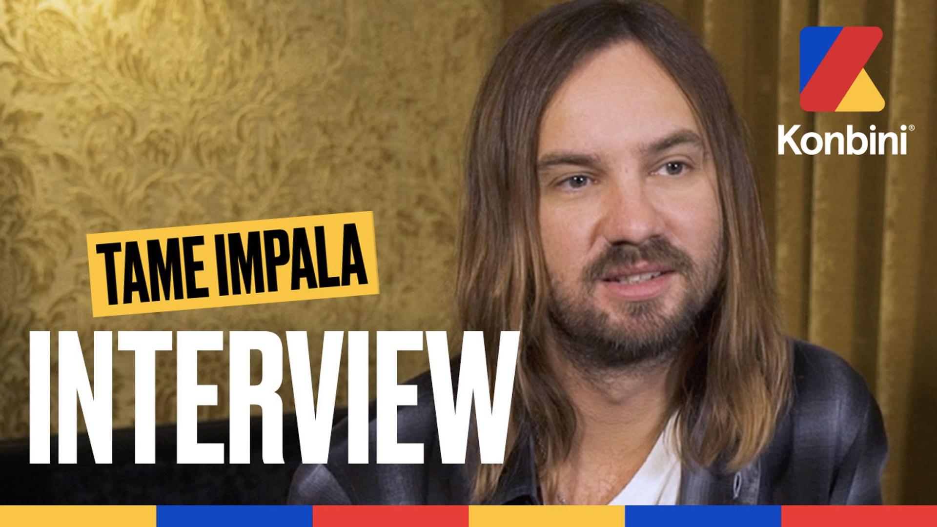 De Kevin Parker A Tame Impala L Interview Video Dailymotion