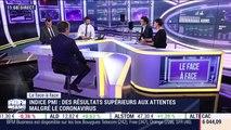 Léa Dauphas VS Daniel Gerino VS Thibault Prébay: Indice PMI, des résultats supérieurs aux attentes malgré le coronavirus - 21/02