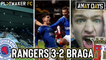 Away Days | Rangers 3-2 Braga: Ibrox erupts as fans and players roll back the years
