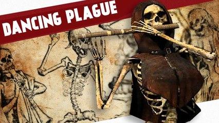 DANSE MACABRE - dancing plague of 1518