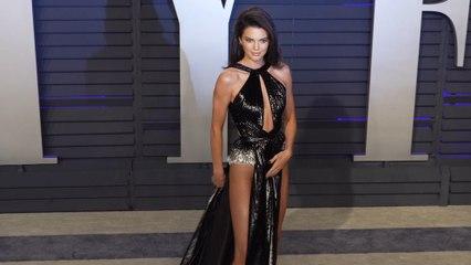 Kendall Jenner wears daring Rami Kadi dress to 2019 Oscars after-party