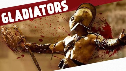 Blood & Glory - the truth about Gladiators I IT'S HISTORY