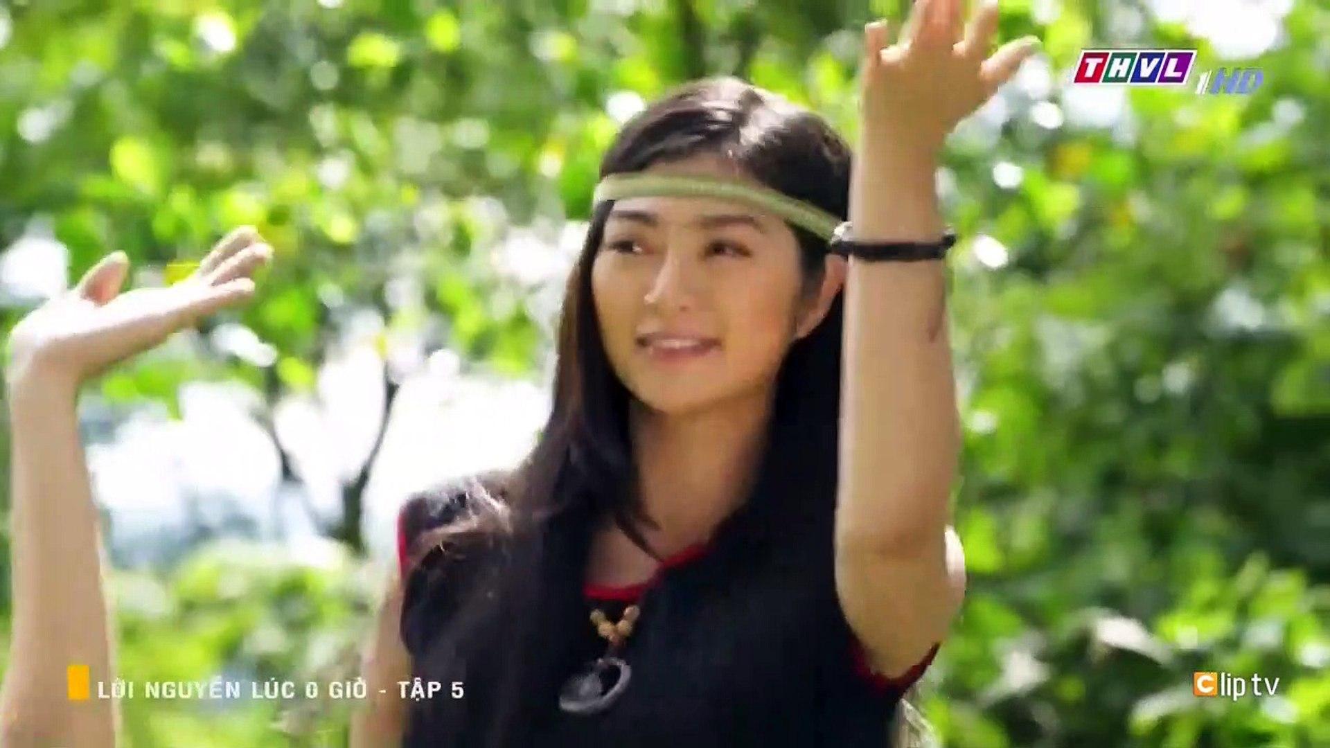 Lời Nguyền Lúc 0 Giờ Tập 5 - Ngày 21-2-2020 - Phim Việt Nam THVL1