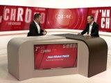 Jean-Michel Pauze - Maire de Saint-Priest-En-Jarez - 7 Mn Chrono - TL7, Télévision loire 7