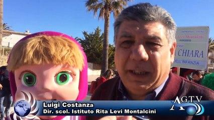 Carnevale 2020 del Montalcini a San Leone. News Agrigentotv