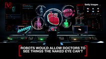 AI Researchers Hope to Have Robots Perform Surgeries While Surgeons Supervise Remotely