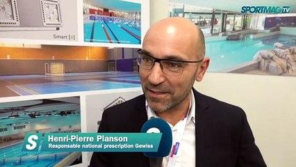 SportColl 2020 : interview d'Henri-Pierre Planson de Gewiss France