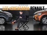 La passion du directeur du design Renault pour les chaussures !