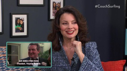Fran Drescher Reveals Which Musicians Approached Her About 'This Is Spinal Tap'