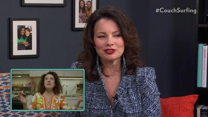 Fran Drescher Talks About the Legacy of 'The Nanny,' the Push for Women in Film and TV, and Her Message for Women