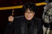 Martin Scorsese a hâte de voir le prochain film de Bong Joon-Ho!