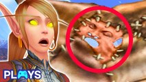 Creepiest Things in WoW You Were Never Meant to See | MojoPlays
