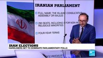 Analysis: the role of parliament in Iran's political process