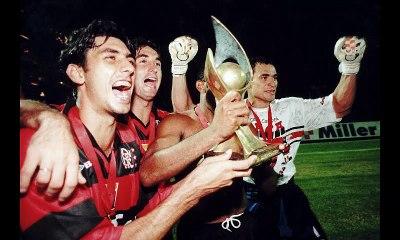 Campeão da Copa Mercosul 99 - Campanha Completa