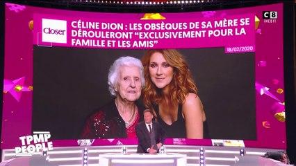 Céline Dion repousse les obsèques de sa mère !