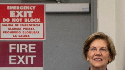 Desperate Warren Taps Loan
