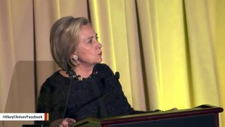 Hillary Clinton Blasts Trump: 'Putin's Puppet...Can't Win Without' Russia's Help