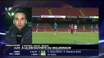 Le XV de France se prépare au choc face au Pays de Galles - DailySport