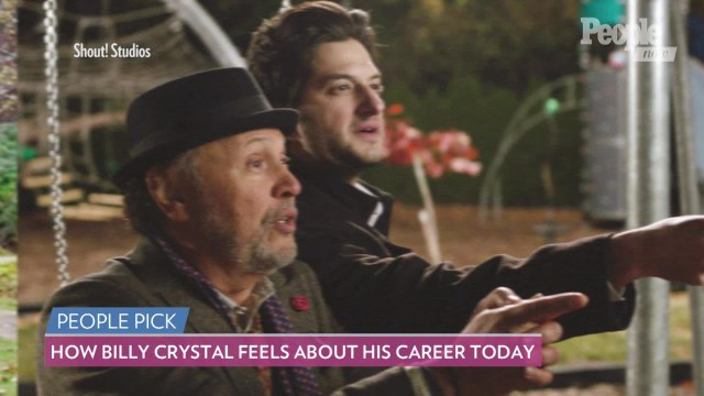 Billy Crystal Reflects on Aging and an Iconic Career: 'I Love the Fact That I'm Going to be 72'